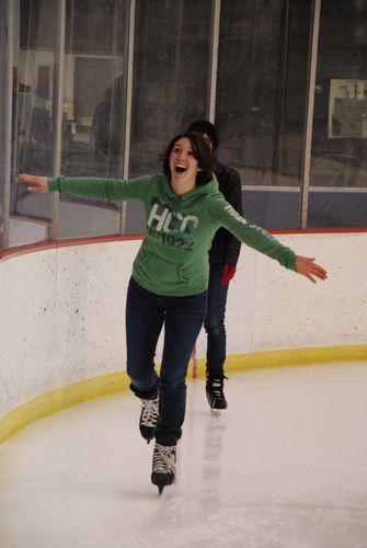 Fancy Skating Tori