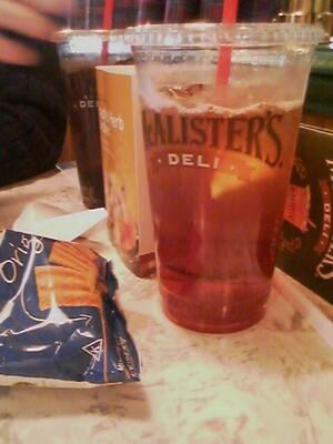 McAlister's Sweet Tea
