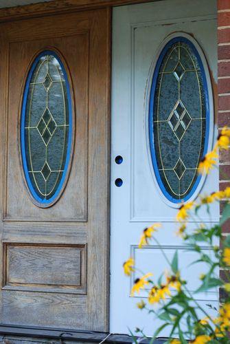 Half Primered Doors
