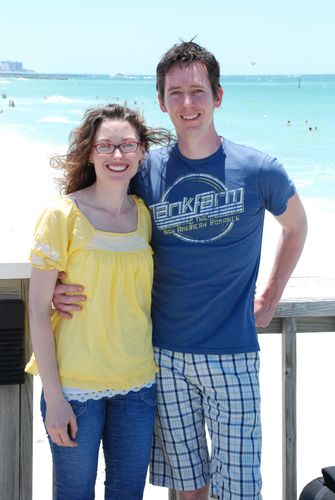 May 2008 at Clearwater Beach, Florida